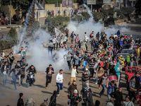 """Mısır'da, """"Bozguncular Bizi Yönetemez"""" Protestosu"""