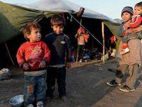 Irak'taki Suriyelilerin Soğukla Mücadelesi