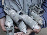 Suriye'de Rejim Misket Bombaları Kullanıyor