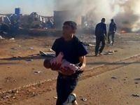 Es-Selame Sınır Kapısında Bombalı Saldırı: 25 Ölü (VİDEO)