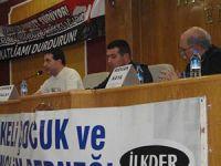 """Isparta'da """"Suriye, Ortadoğu ve Sorumluluklarımız"""" Paneli"""