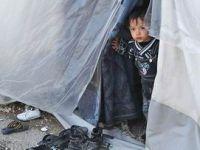 Suriyeli Aileler Ürdün Sınır Kapısında Mahsur Kaldı