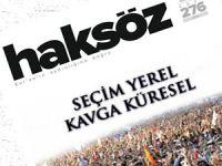 Haksöz Dergisinin Mart Sayısı Çıktı!