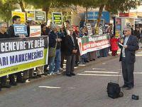 Akhisar'dan Suriye İntifadasına Selam