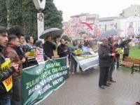 3. Yılını Dolduran Suriye İntifadası Kocaeli'nden Selamlandı