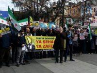 Trabzon'dan Suriye'ye Direnişe Bin Selam
