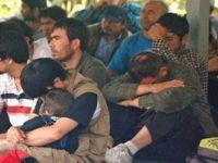 """""""Uygurları Türkiye'ye Gönderin"""" Çağrısı"""