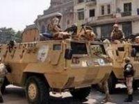 Mısır Ordusu Tünelleri Bombaladı