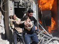 Esed Güçlerinin Saldırılarında 61 Suriyeli Can Verdi
