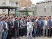 Siverek'te İhvan Üyelerine Verilen İdam Kararına Protesto