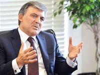 Gül'den Erdoğan İddiasına Yalanlama