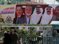 """Hamas'tan Erdoğan'a """"Afişli Teşekkür"""""""