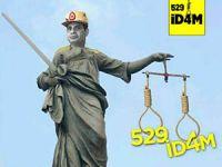 529 İdam Kararına Karşı İL İL EYLEM TAKVİMİ