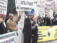 Anayasa Mahkemesi Kararına Kocaeli'de Protesto