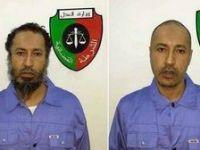 Kaddafi'nin Oğulları Mahkemede