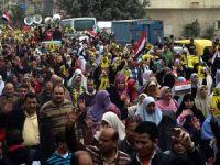 Mısır'da Darbe Karşıtları Gösteri Düzenledi