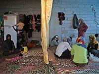 Evde Kalan Bazı Suriyeliler Kampa Taşınacak