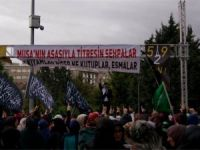 Ankara'da İdamlara Karşı Adalet Nöbeti Başladı