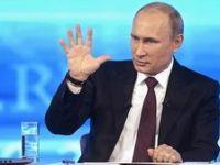 Putin'den Savaşa Hazır Olun Emri