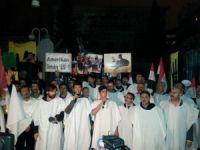 Ankara'da Cuntanın İdam Kararlarına Protesto