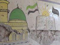 Esed, Sukkari'de Okula Varil Attı: 25 Ölü (VİDEO)