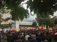 Mısır'daki İdam Kararları Bursa'da Protesto Edildi