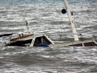 Libya'da Mısırlı Balıkçı Teknesi Battı