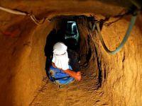 Mısır Ordusundan Refahtaki Tünellere Baskın