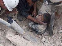 Suriye'de 12'si Çocuk 64 Kişi Daha Katledildi (VİDEO)