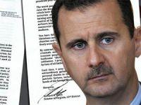 ABD'den Esed Rejimine IŞİD'e Karşı İstihbarat Desteği
