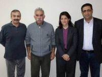 HDP Heyeti 17 Aralık'ta Öcalan İle Görüştü