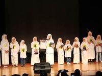 Özgür Çocuk Kulübü Yıl Sonu Programı Gerçekleştirdi