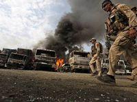 NATO'ya Canlı Bomba Darbesi: 4 Ölü