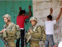 Bir Hafta İçinde Batı Yaka'da 388 Kişi Tutuklandı
