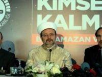 Görmez'den Kur'ani Bir Sosyal Dayanışma Ahlakına Çağrı