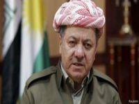 Barzani: Girdiğimiz Yerlerden Geri Çekilmeyeceğiz