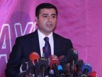 Demirtaş'tan CHP'ye Yemin Tepkisi