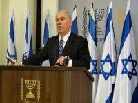 Netanyahu, Erdoğan'ı Kerry'e Şikayet Etti
