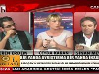 Halk TV'de Ekmeleddin İhsanoğlu Sansürü