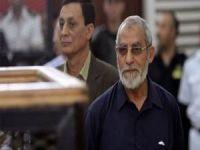 Cunta Yargısından İhvan Liderlerine Müebbet Hapis