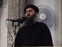 Bağdadi, Hutbe Verirken Görüntülendi (VİDEO)