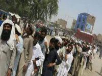 Taliban Operasyonları 570 Bin Kişiyi Yerinden Etti