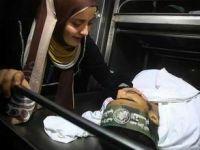 İsrail'in Gazze Saldırısında 9 Şehit (FOTO)