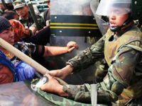 Doğu Türkistan'ın Korla Şehrinde Çin'in Başörtüsü Yasakları!