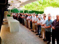 Çorum'da Gazze İçin Gıyabi Cenaze Namazı
