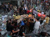 Gazze'de 122 Şehit, 920 Yaralı (VİDEO)