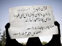 İran'da Hicaba Saygı Yürüyüşü