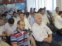 Kahramanmaraş Halkı Suriyeli Muhacirlerin Yanında