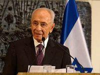 """Peres Buyurdu: """"Abbas Barışa Hazır Gerçek Bir Lider"""""""