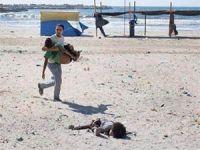 "Katil İsrail: ""Pilotlar Hukuka Uygun Hareket Etti"""